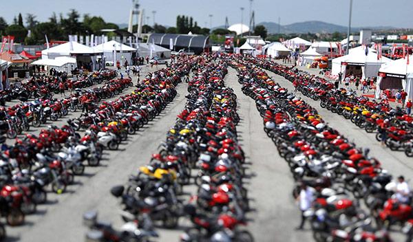 matriculaciones motos España