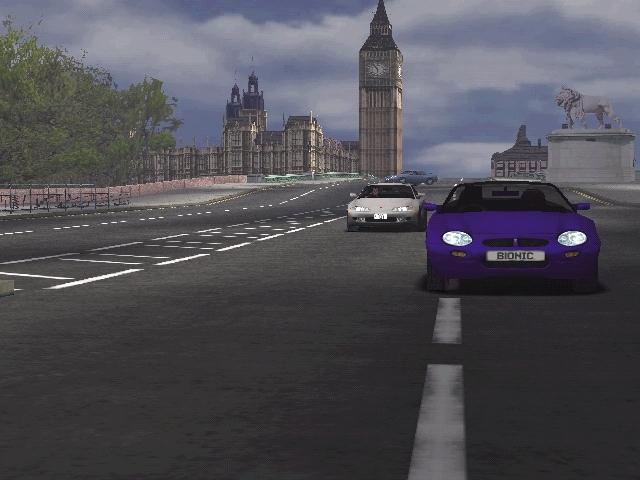 Metropolis Street Racer