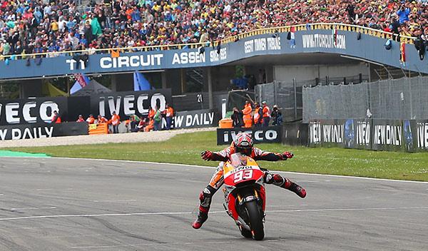 resumen Mundial Moto GP 2014 Márquez