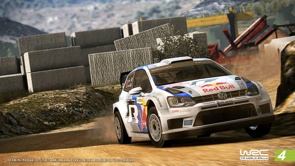 Juegos de rallies: WRC 4