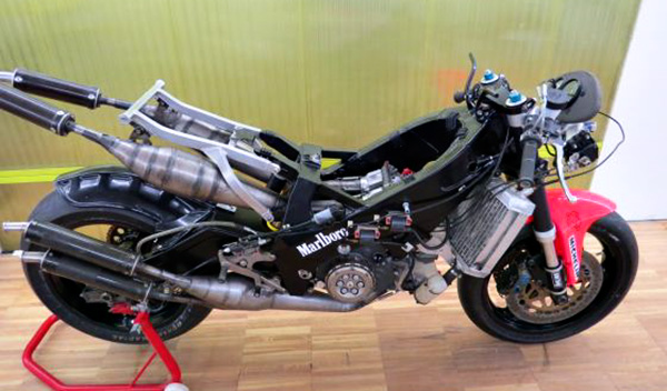 Yamaha YZR 500 Wayne Rainey