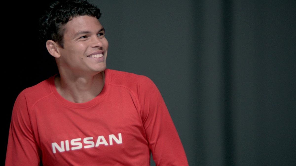 Thiago Silva Nissan Champions
