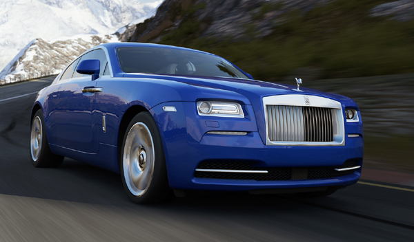 Rolls-Royce Wraith Forza Motorsport 5