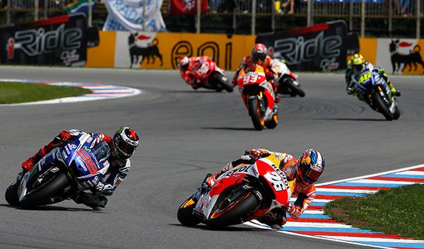 victoria Dani Pedrosa GP Repúbllica checa