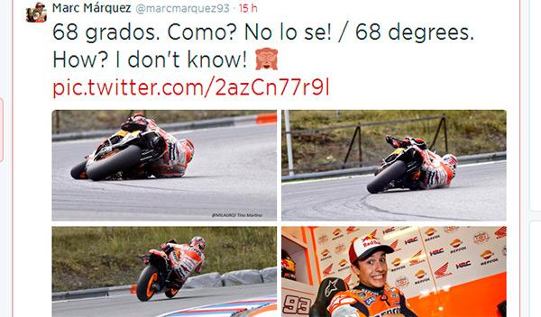 Marc Márquez test Brno MotoGP