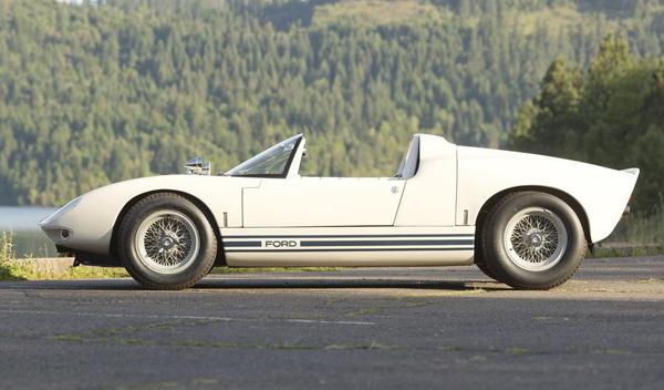 Ford GT40 Prototipo Roadster de 1965