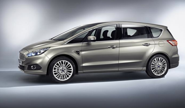 ford s max 2015 desvelado antes de su llegada a par s. Black Bedroom Furniture Sets. Home Design Ideas