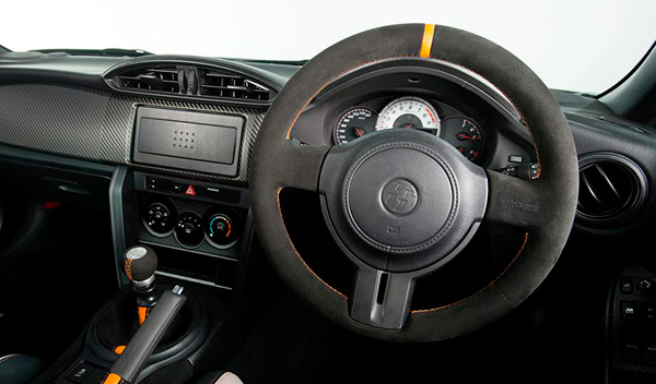 toyota gt86 14r60 interior