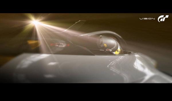 Corvette Vision GT