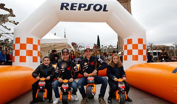 Repsol Racing Tour