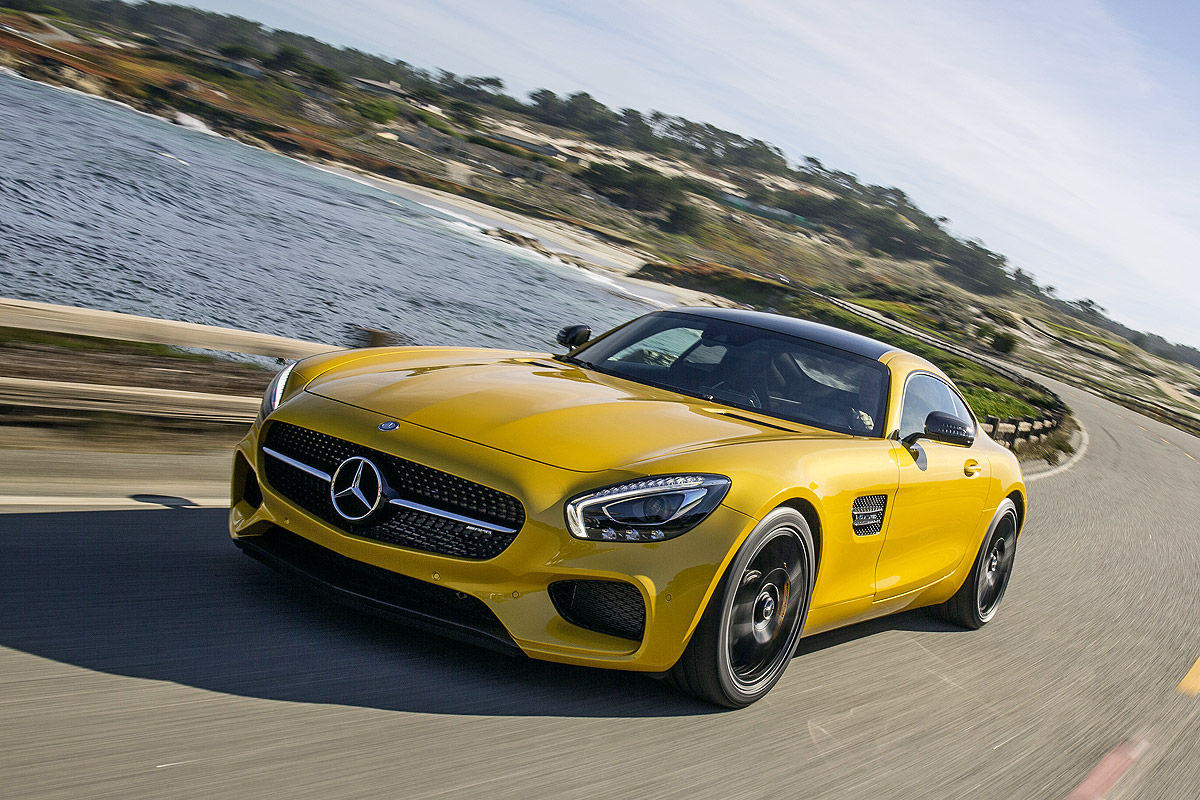 prueba mercedes amg gt s espectacular. Black Bedroom Furniture Sets. Home Design Ideas