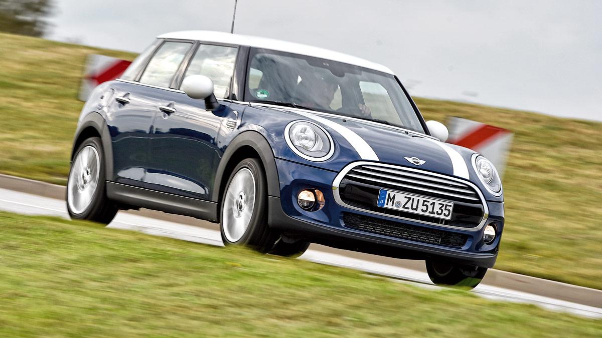 Mini Cooper cinco puertas