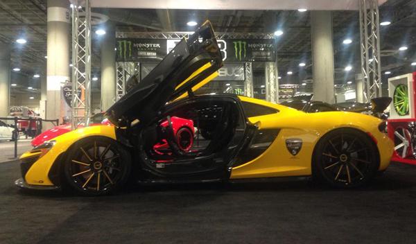 McLaren P1 venta