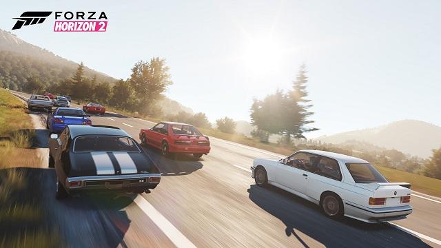 Los mejores juegos de coches de 2014: Forza Horizon 2