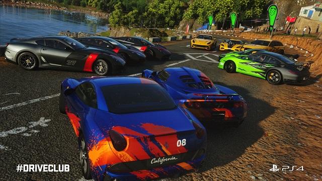 Los mejores juegos de coches de 2014: DriveClub