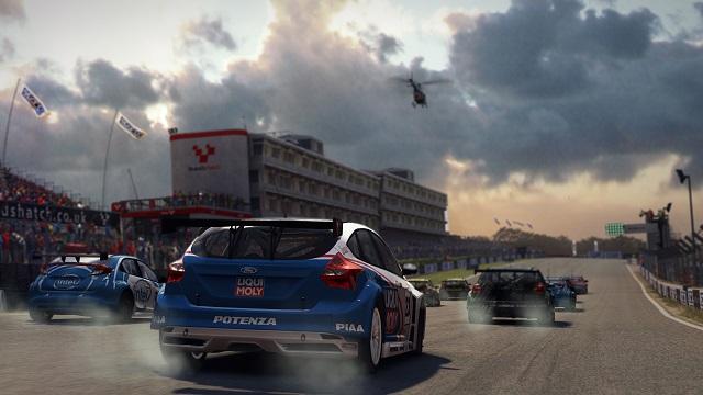 Los mejores juegos de coches de 2014: GRID Autosport
