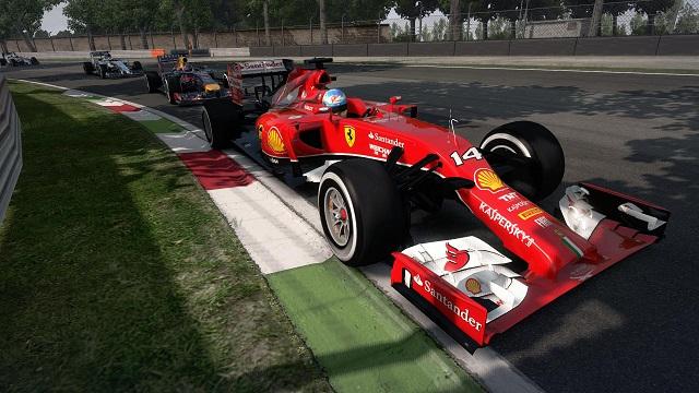 Los mejores juegos de coches de 2014: F1 2014