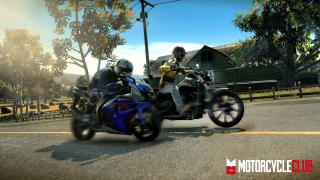 Los mejores juegos de motos de 2014: Motorcycle Club