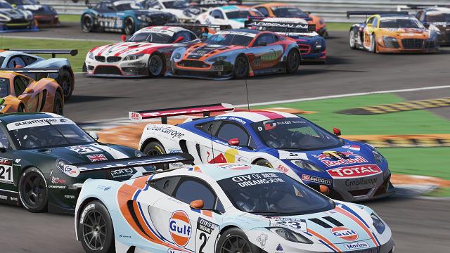 Los juegos de carreras de 2015: Project CARS.