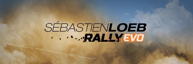 Los juegos de carreras de 2015: Sébastien Loeb Rally Evo.