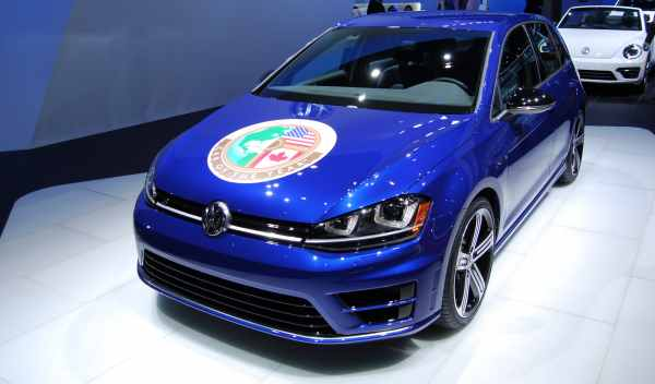 vw golf car of the year northamerica
