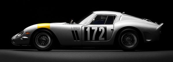 Ferrari 250 gto tour france 1964