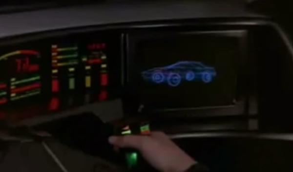 radar coche fantastico