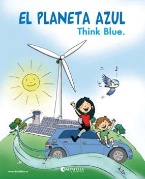 el planeta azul volkswagen libro