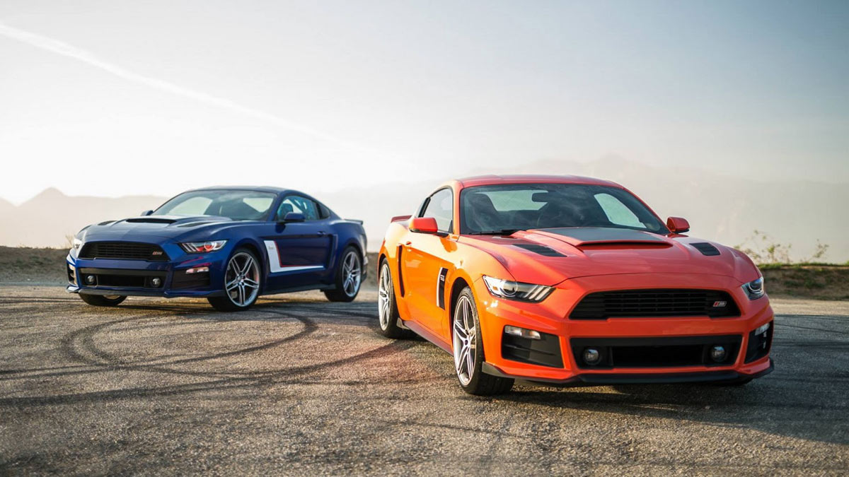 Ford mustang 2015 roush stage 3 con 650 cv autobild es