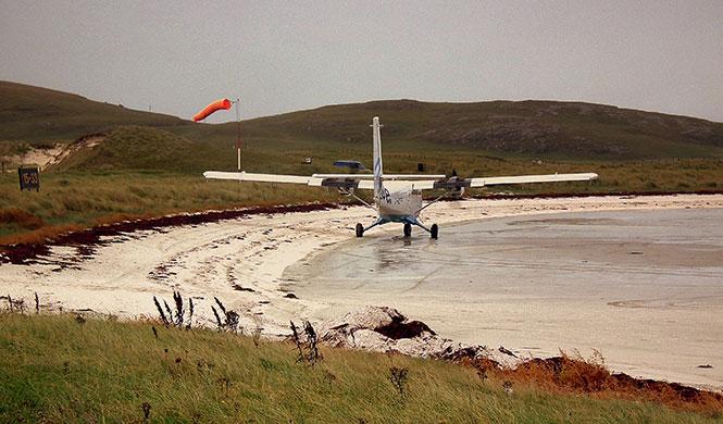 Aeropuerto Barra International