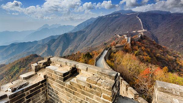 Gran Muralla en China