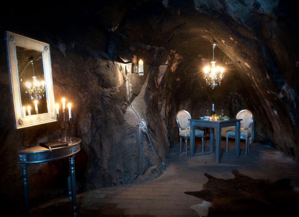 hotel silvermine o silvergruva