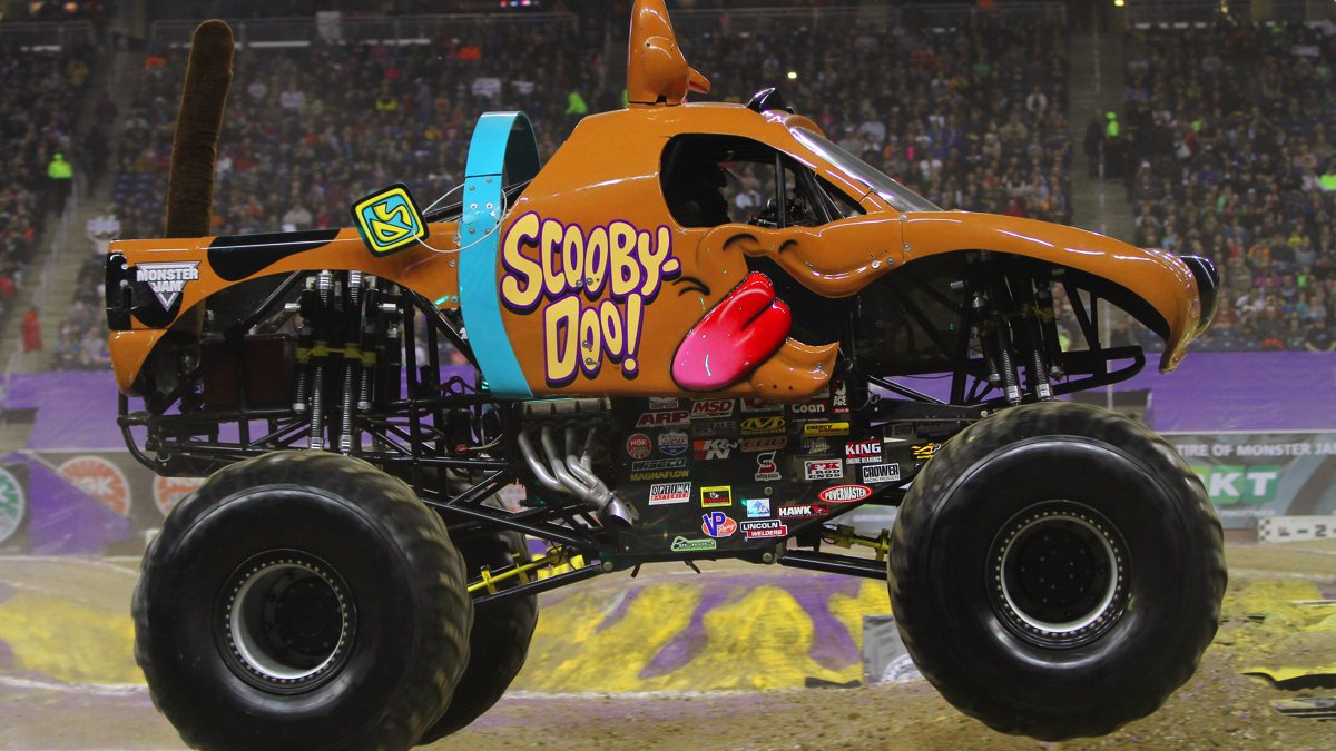 La Espectacular Monster Jam 2015 Vuelve A Espa 241 A