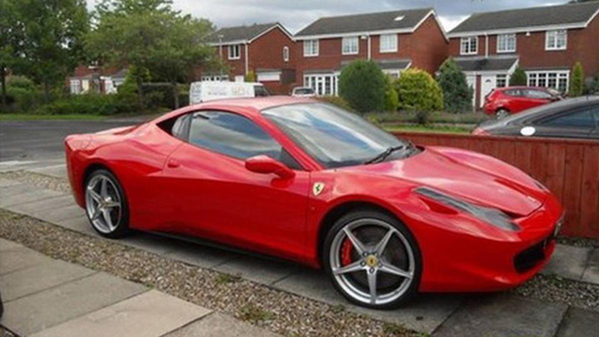 Las 7 peores réplicas de Ferrari -- Autobild.es