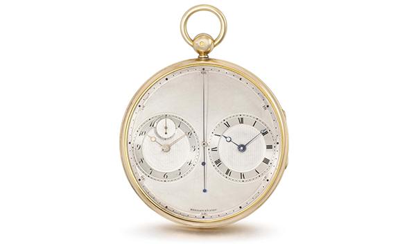 Braguet & Fils pocket watch