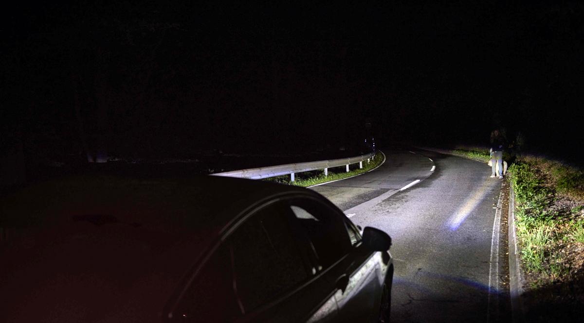 iluminacion avanzada ford