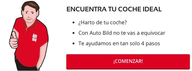 Recomendador de Coches de Autobild.es