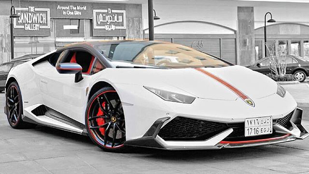 lamborghini huracan dmc la preparaci n m s salvaje. Black Bedroom Furniture Sets. Home Design Ideas