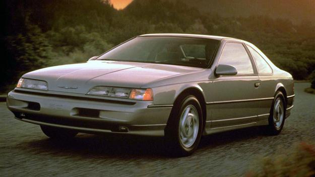 Ford Thunderbird de 1996