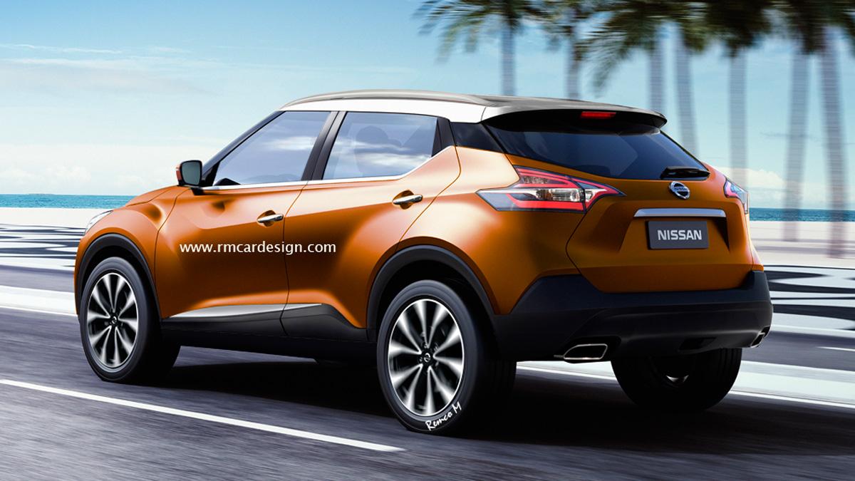 ¿Y si fuera así el próximo Nissan Juke? -- Autobild.es