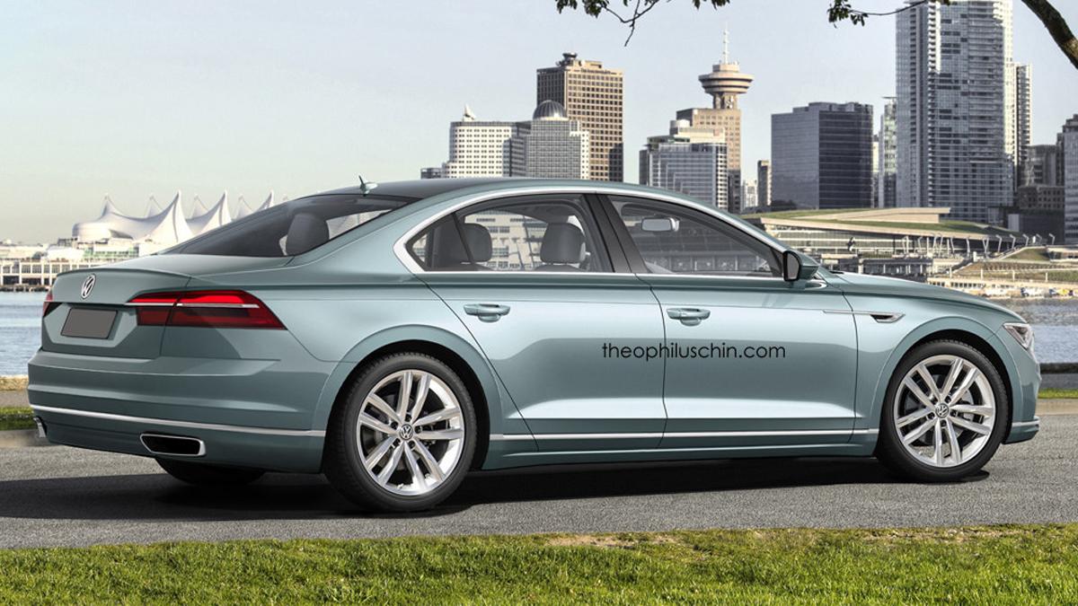 2021 VW Phaeton Overview