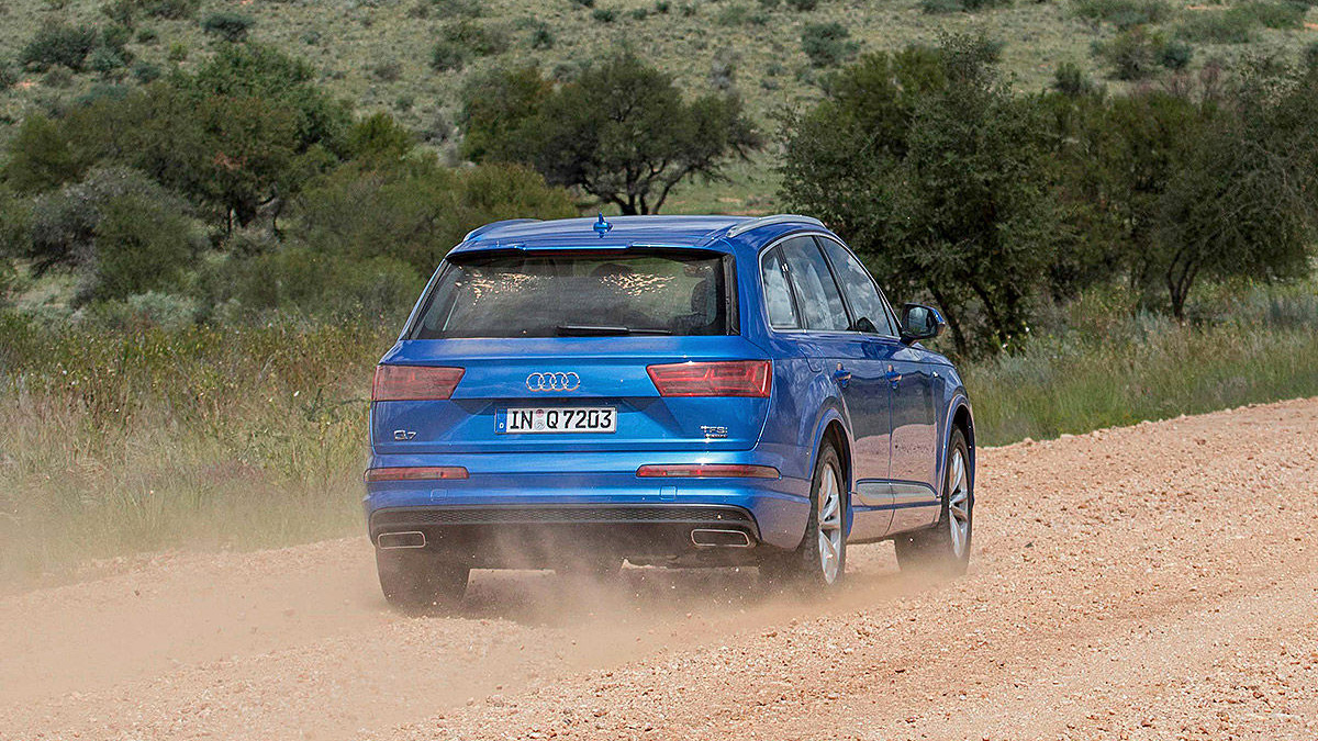 Prueba: Audi Q7 2015 zaga