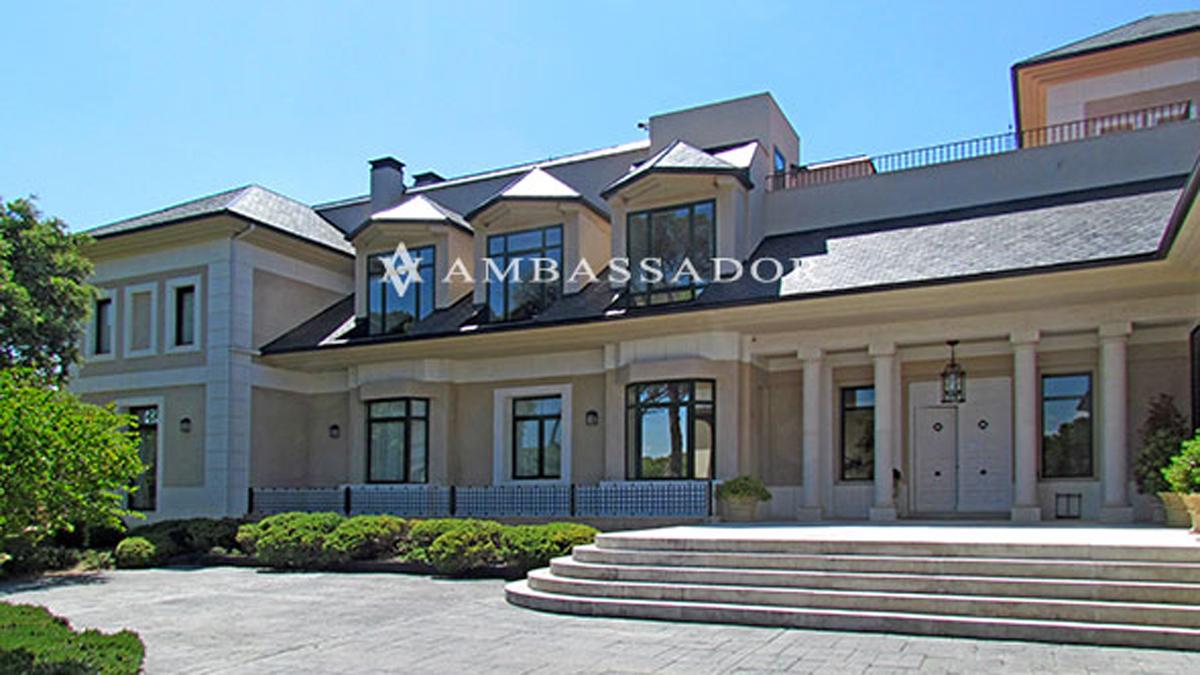 Las casas de lujo m s caras a la venta en espa a for Mansiones de lujo en madrid