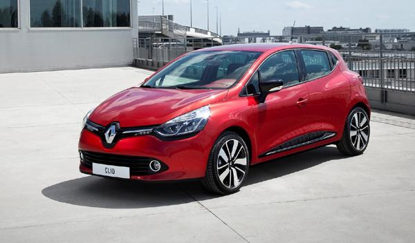 coches nuevos hasta 12000 euros Renault Clio