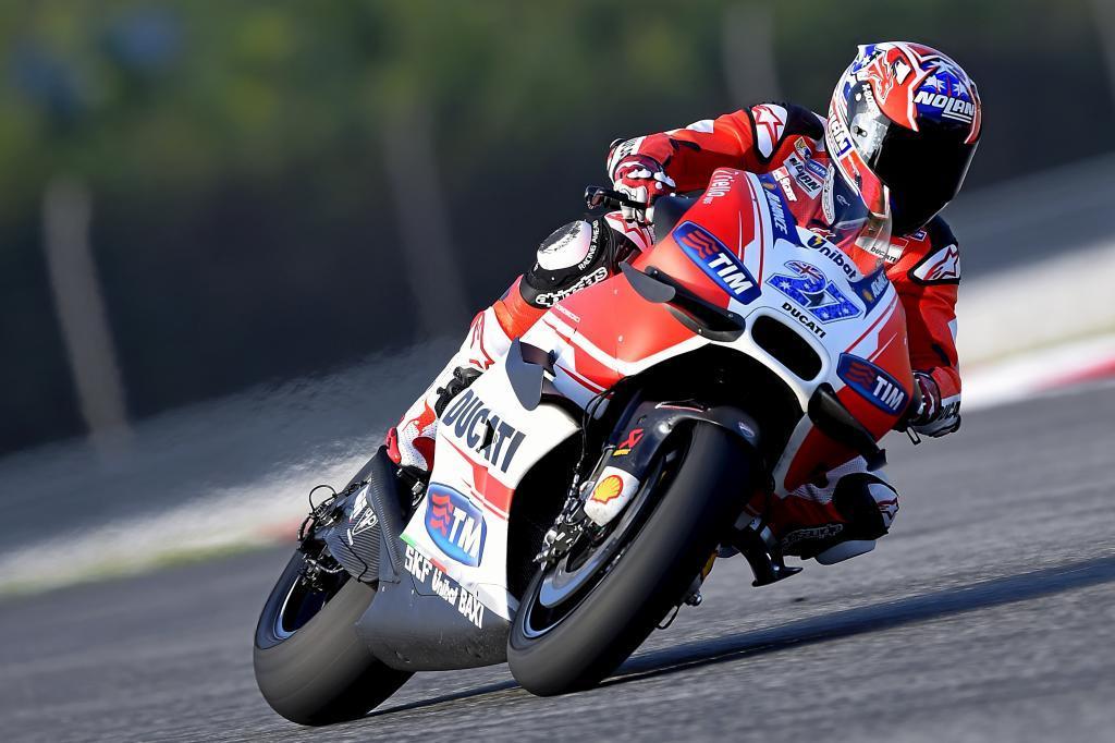 Stoner Ducati 2016