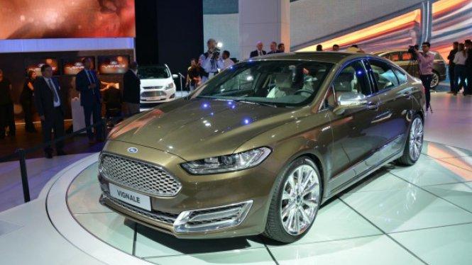 Ford dice no al sal n de par s 2016 for Salon a paris 2016