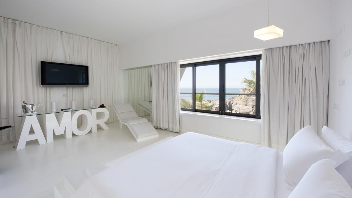 10 hoteles id licos para hacer el amor for Design hotel portugal