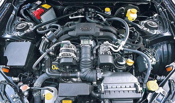 Toyota GT86 motor