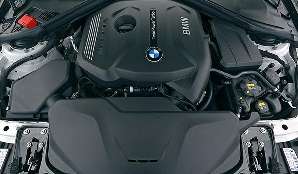 BMW 330i motor