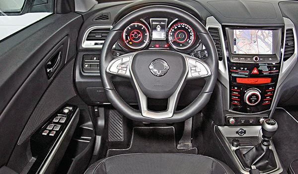 Comparativa dacia duster vs ssangyong tivoli - Dacia duster 2017 interior ...